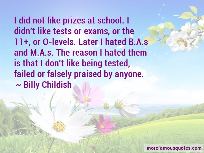 Exams In School Quotes Pictures 4