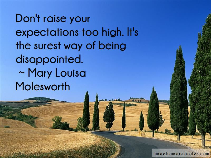 Quotes About Expectations Being Too High