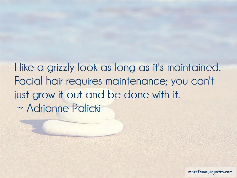Facial Hair Quotes Pictures 2