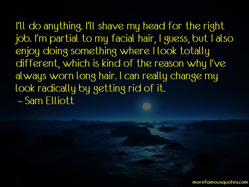 Facial Hair Quotes Pictures 3