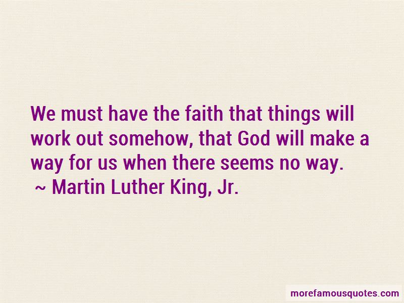 Faith Things Will Work Out Quotes Pictures 2