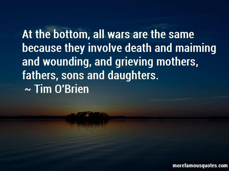 Quotes About Fathers And Daughters And Death
