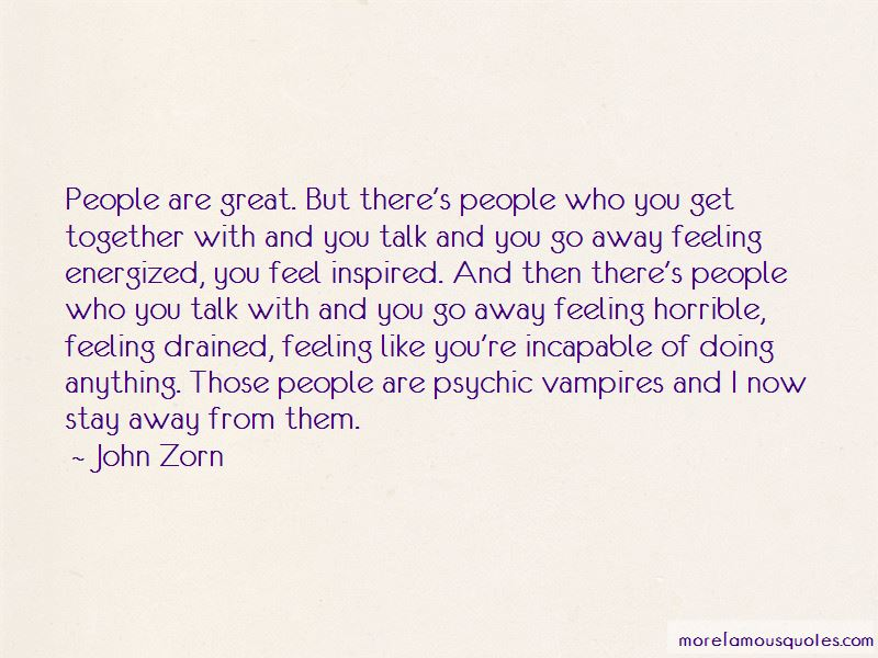 Quotes About Feeling Drained