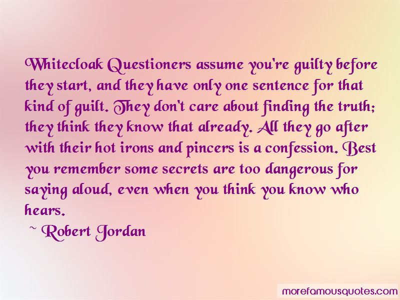 Quotes About Finding The Truth