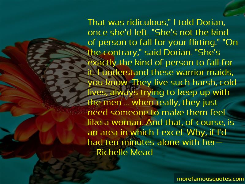 Flirting With Someone Quotes Pictures 4