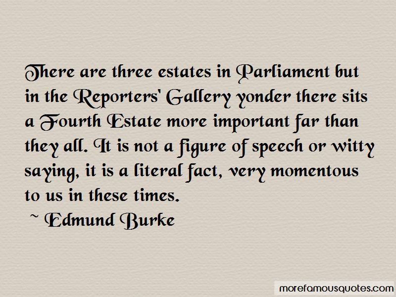 Quotes About Fourth Estate