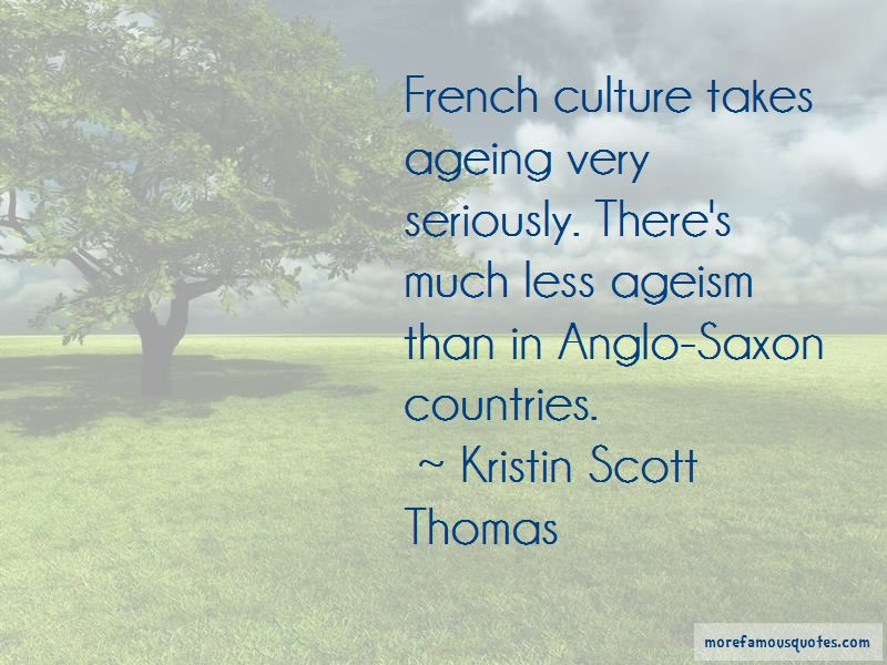 Quotes About French Culture