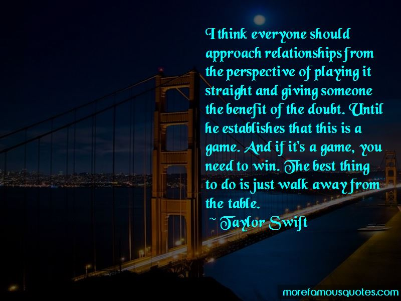 Quotes About Game Playing In Relationships