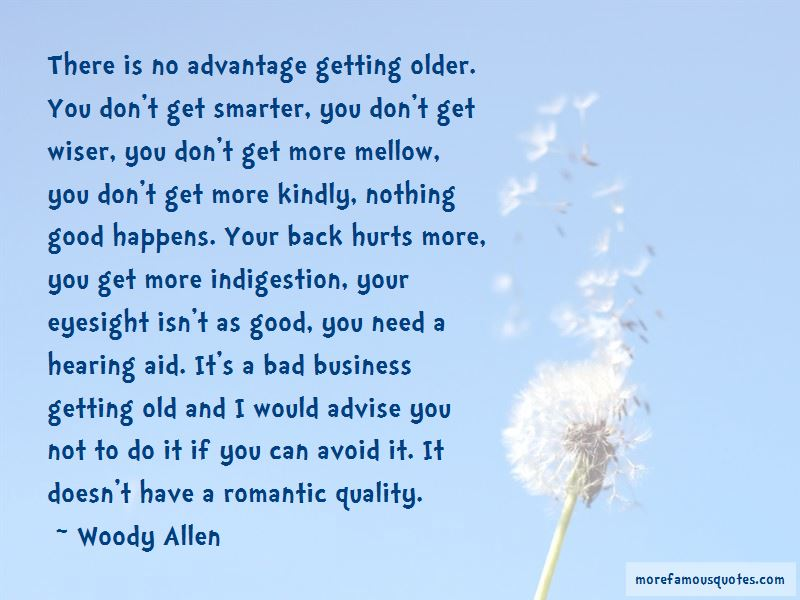 Getting Older Wiser Quotes Pictures 3