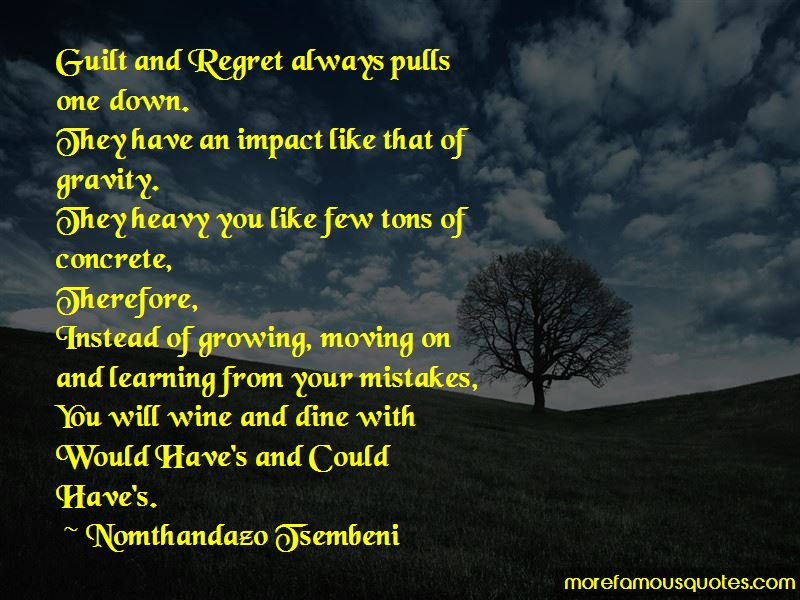Growing Up And Learning From Mistakes Quotes Pictures 3