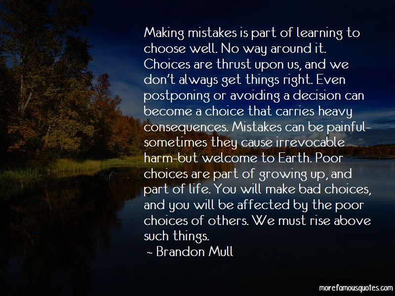 Growing Up And Learning From Mistakes Quotes Pictures 4