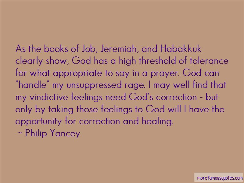 Quotes About Habakkuk
