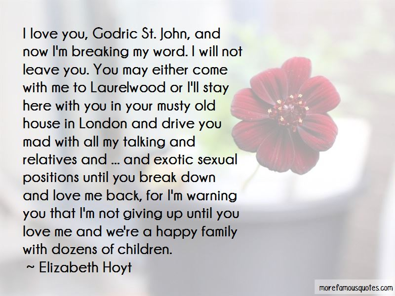 Happy Family Love Quotes Pictures 2