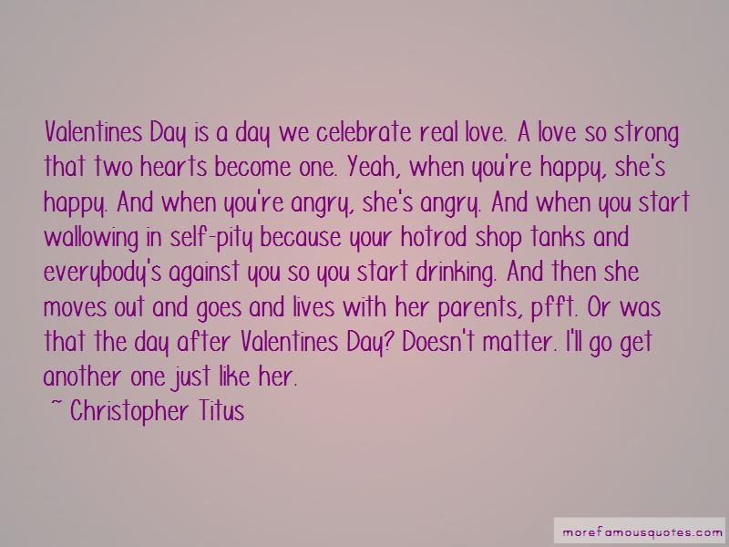 Happy Hearts Day Quotes Pictures 3