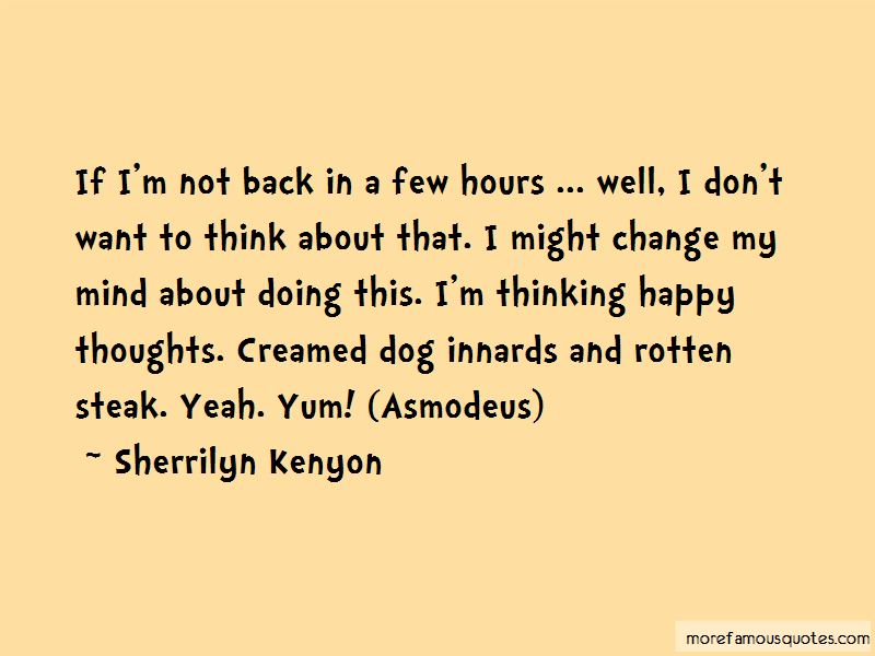 Quotes About Happy Thoughts