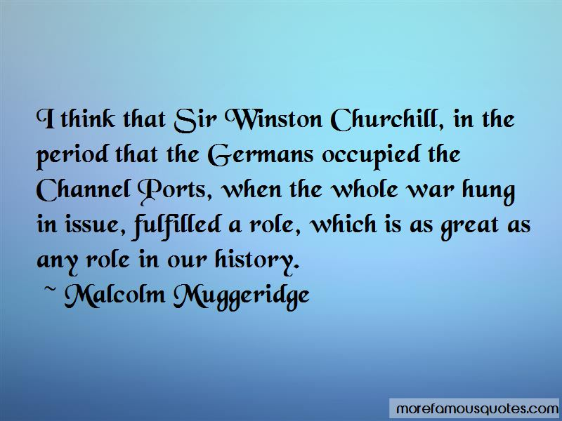 Quotes About History Winston Churchill