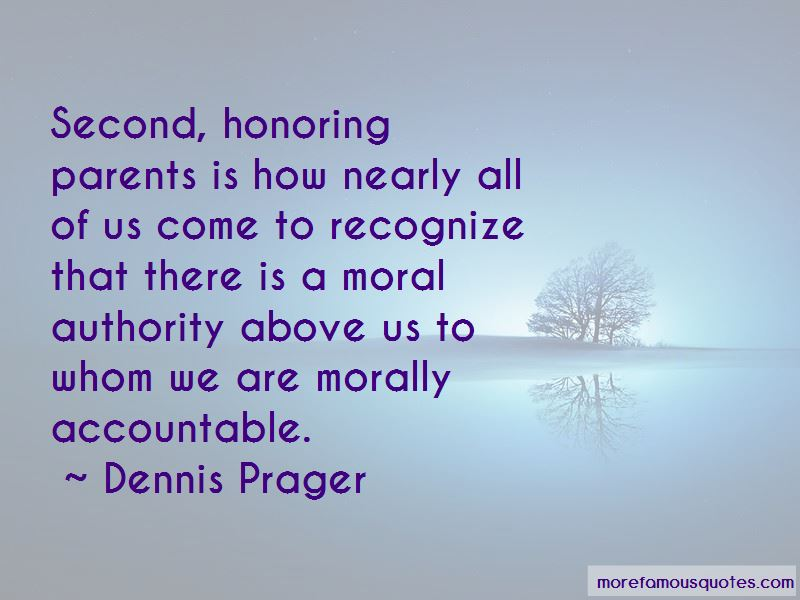 Quotes About Honoring Parents