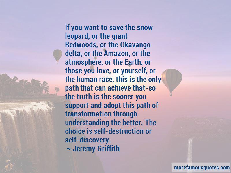 Quotes About Human Self Destruction