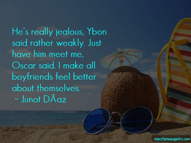 Jealous Ex Boyfriends Quotes Pictures 3