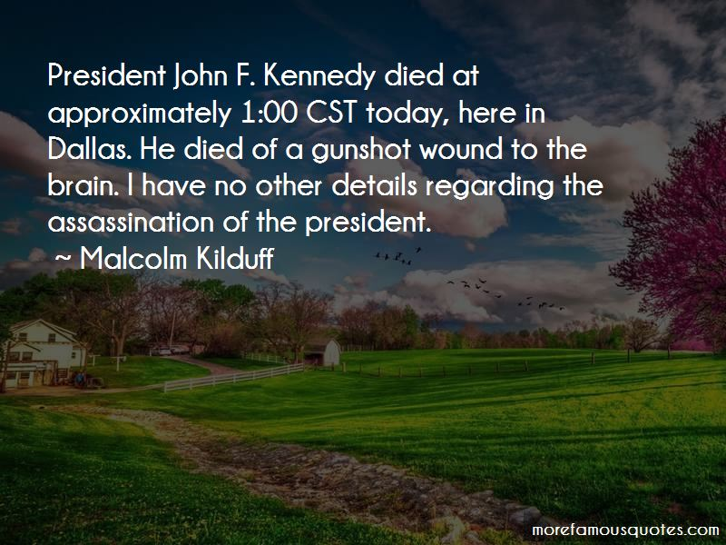 John F Kennedy Assassination Quotes Pictures 3