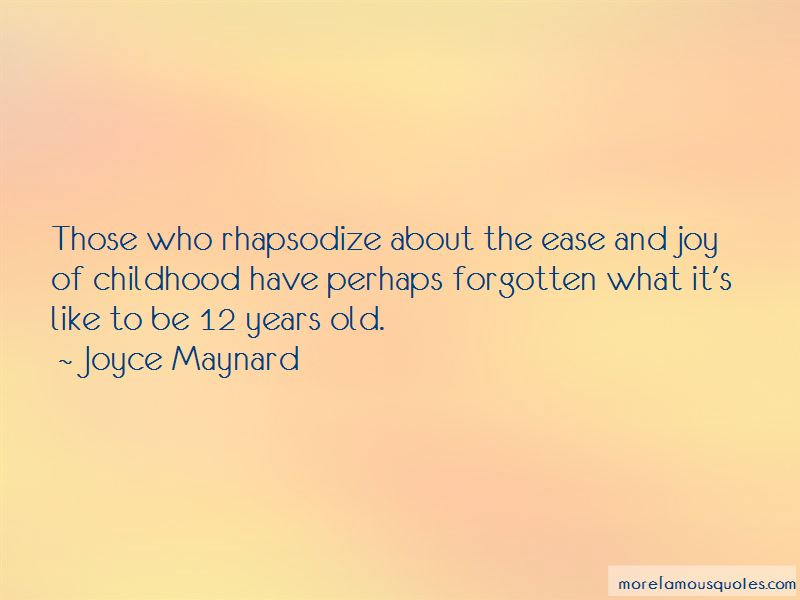quotes about joy of childhood top joy of childhood quotes from