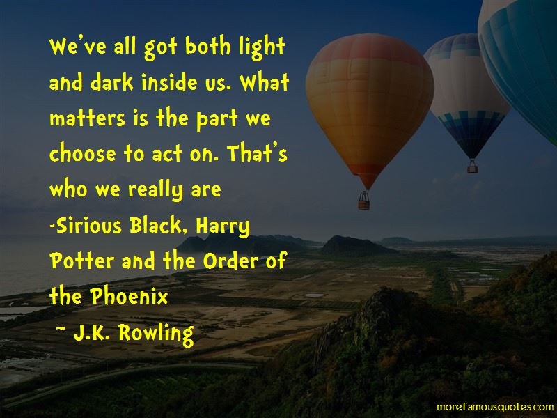 Quotes About Light Harry Potter Top 5 Light Harry Potter Quotes