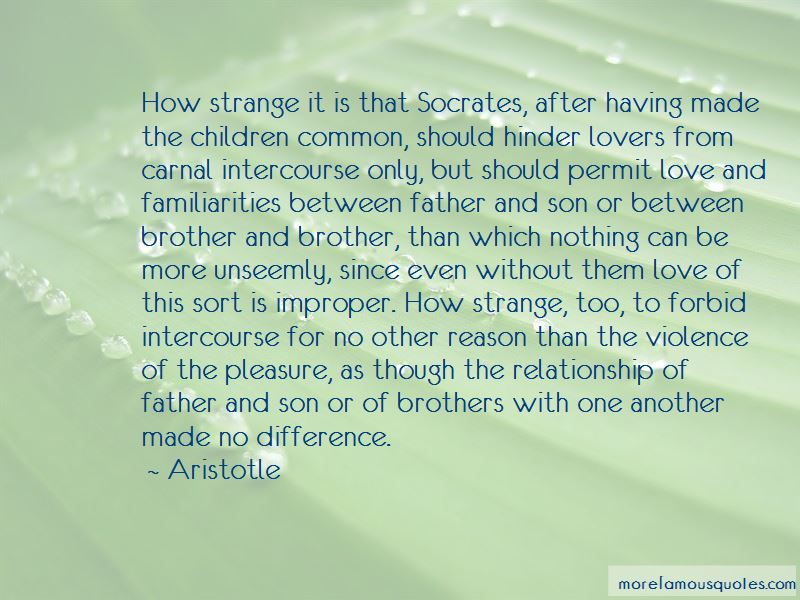 Love Between Father And Son Quotes Pictures 2