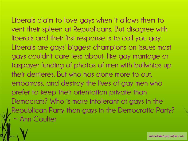Love Gay Marriage Quotes Pictures 4