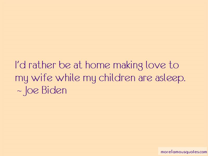 Quotes About Love To My Wife