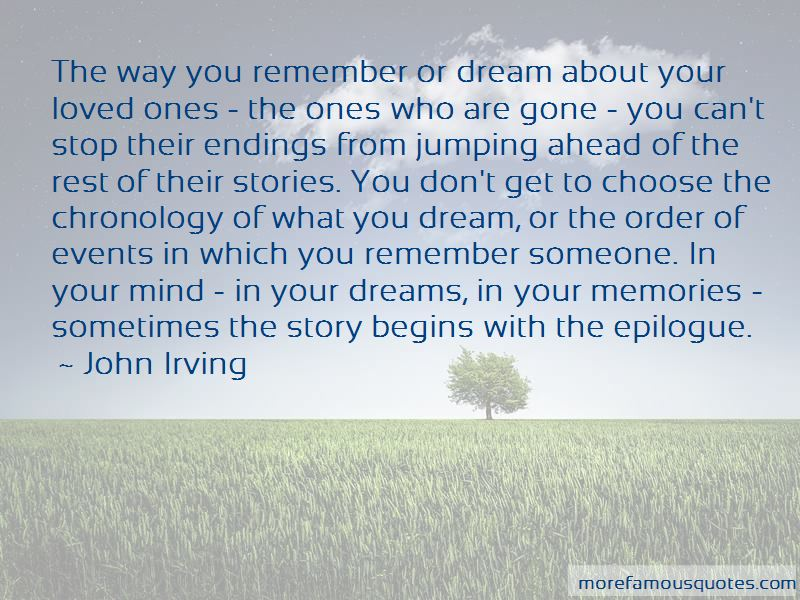 Quotes About Loved Ones Gone