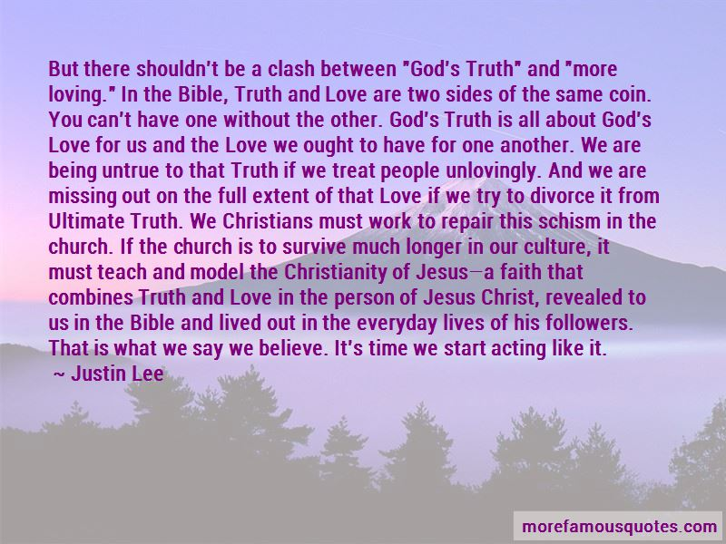 Quotes About Loving One Another In The Bible