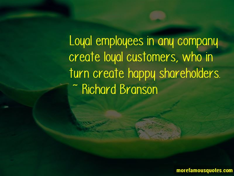 Quotes About Loyal Employees