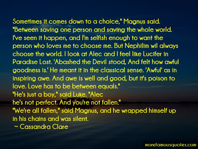 Quotes About Lucifer From Paradise Lost
