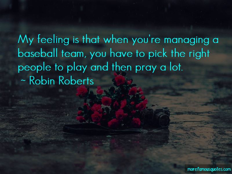 Quotes About Managing A Team