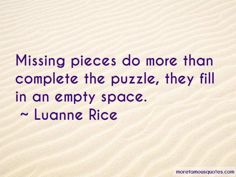 Missing Puzzle Pieces Quotes Pictures 3