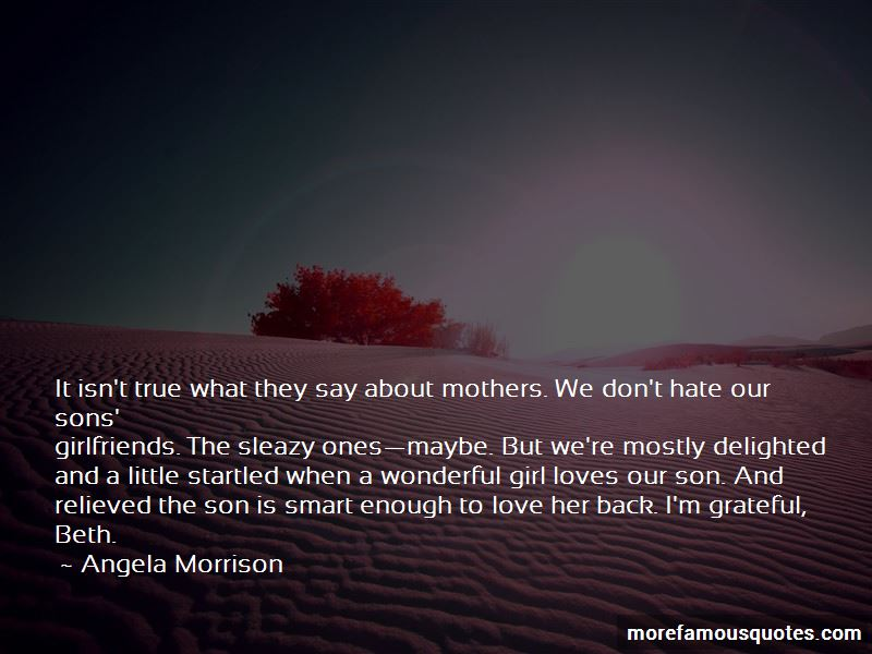 Mothers And Sons Love Quotes Pictures 3