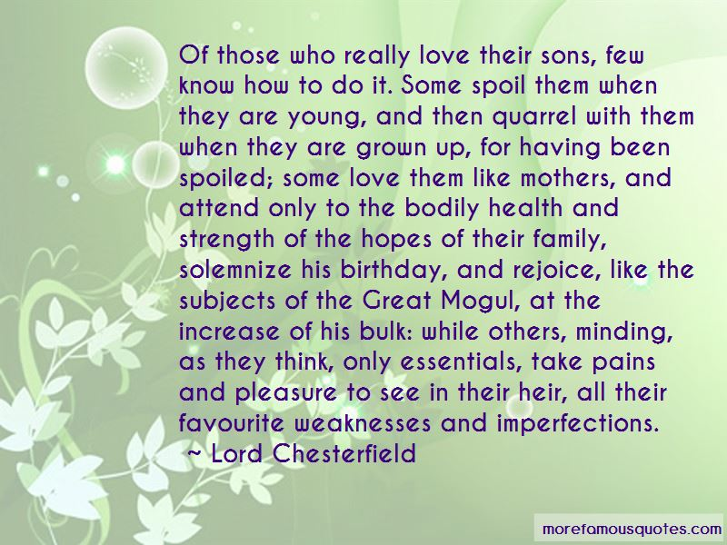 Quotes About Mothers And Sons Love