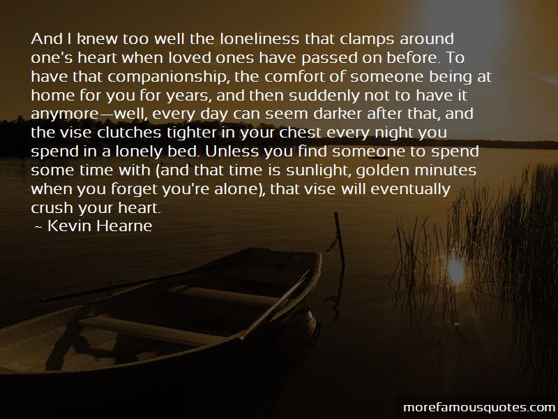 Quotes About Not Being Lonely Anymore
