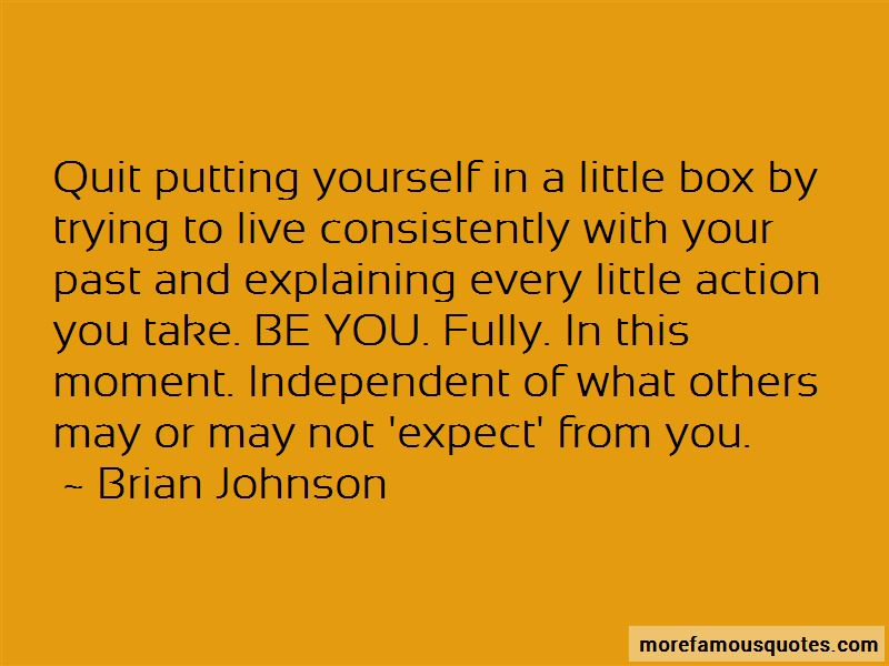 Not Explaining Yourself Quotes Pictures 4