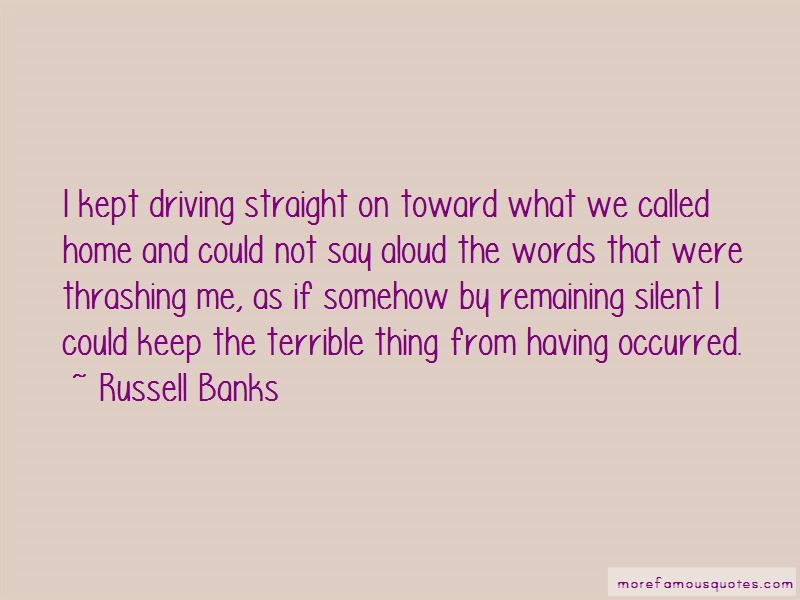 Not Remaining Silent Quotes Pictures 3