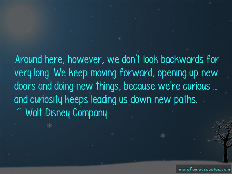 Quotes About Opening Up New Doors