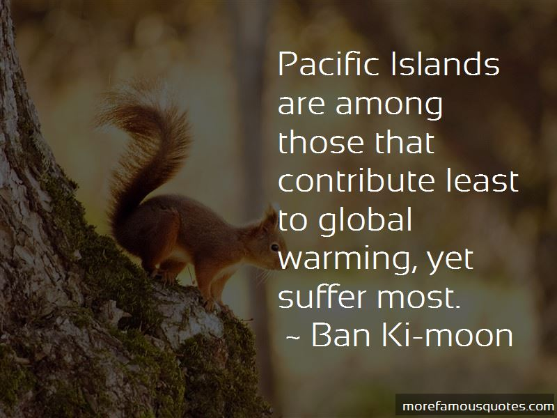 Quotes About Pacific Islands