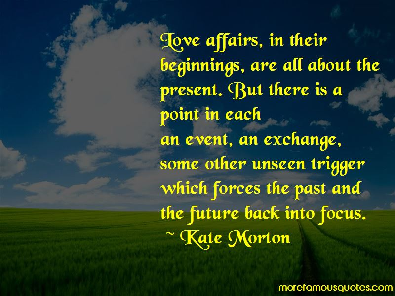 Quotes About Past Present And Future Love