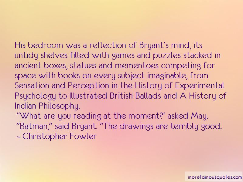 Perception And Sensation Quotes Pictures 4