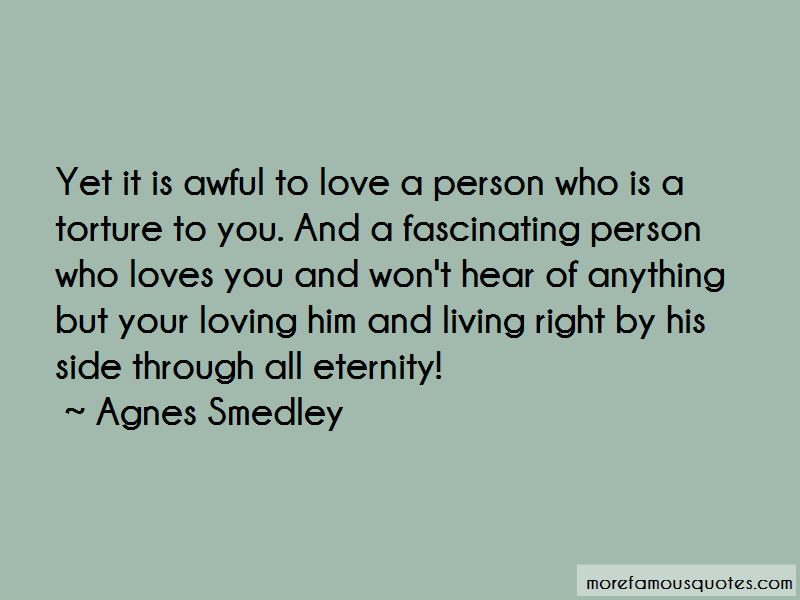 Quotes About Person Who Loves You