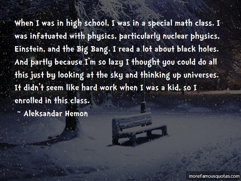 Quotes About Physics Einstein