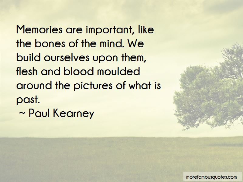 Quotes About Pictures Of Memories