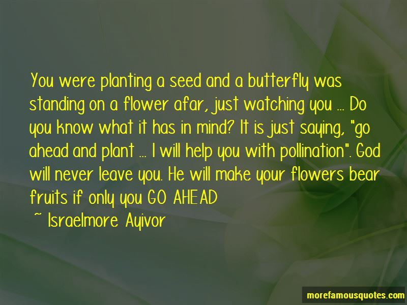 Planting A Seed Quotes Pictures 2