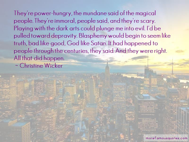 Quotes About Power Hungry