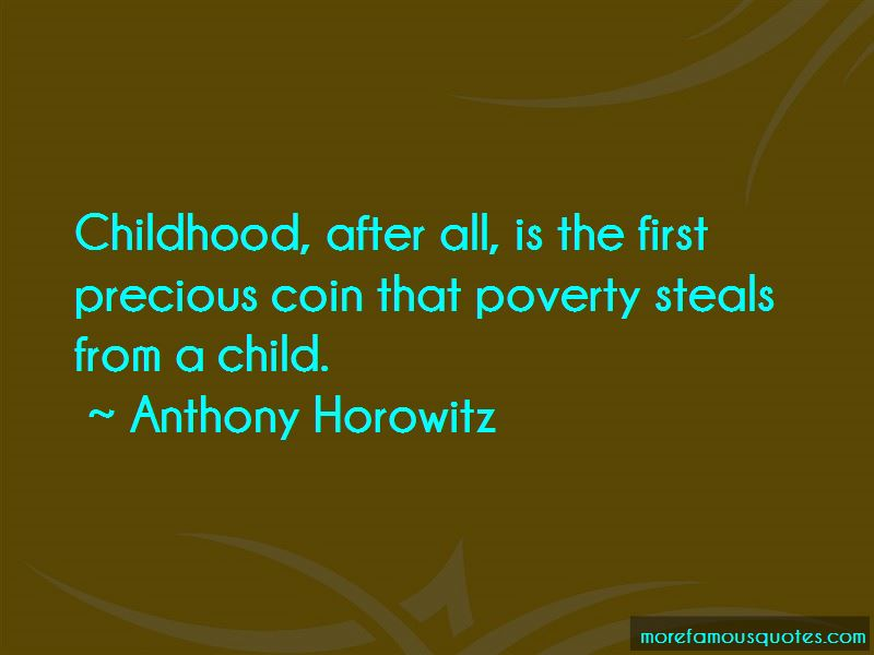 Quotes About Precious Childhood